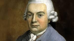 A 8 de Março de 1717 nasceu Carl Philipp Emanuel Bach