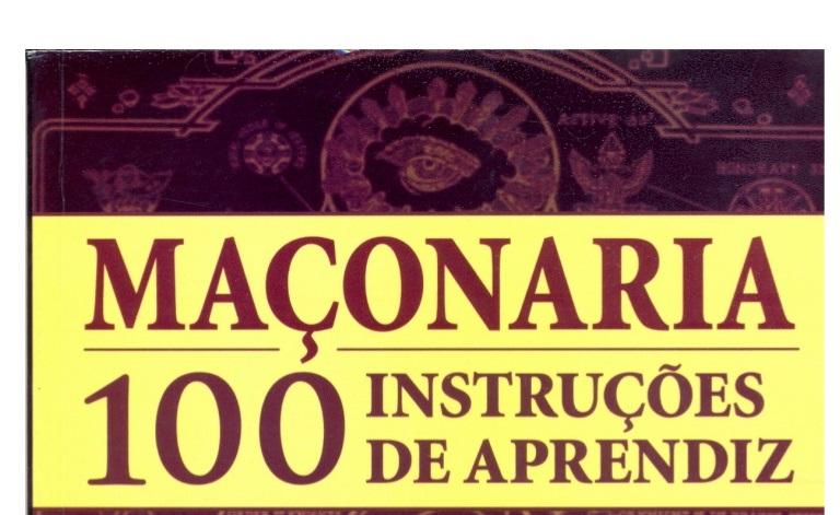 100 instruções de aprendiz, livro de Raymundo D´Ellia Junior