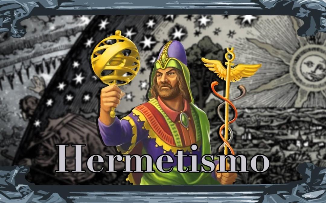 Palestra sobre as 7 Leis Universais enunciadas pelo sábio egípcio Hermes Trimegisto, em tempos imemoriais
