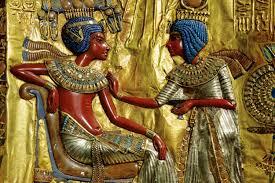 Terá sido encontrado o túmulo da mulher de Tutancámon?