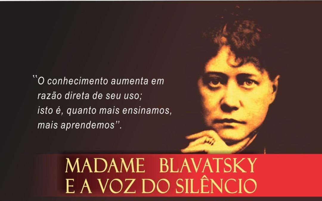 A Voz do Silêncio, livro de Helena P. Blavatsky (Tradução de Fernando Pessoa)