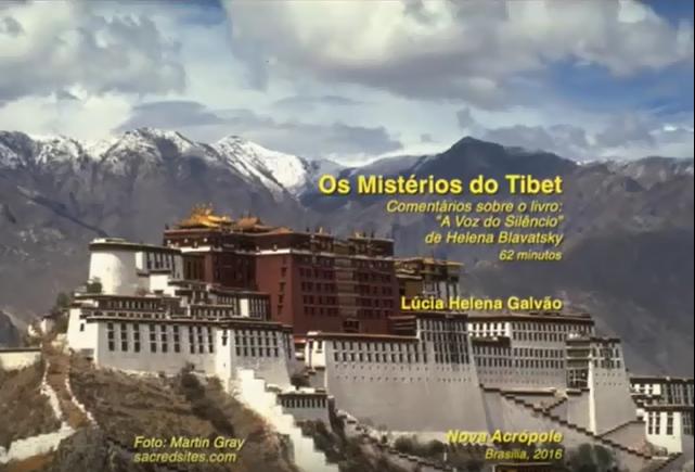"""Os mistérios do Tibet – comentários de """"A Voz do Silêncio"""" de Helena Blavatsky – Nova Acrópole"""