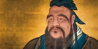 Biografia de Confúcio, palavras de sabedoria