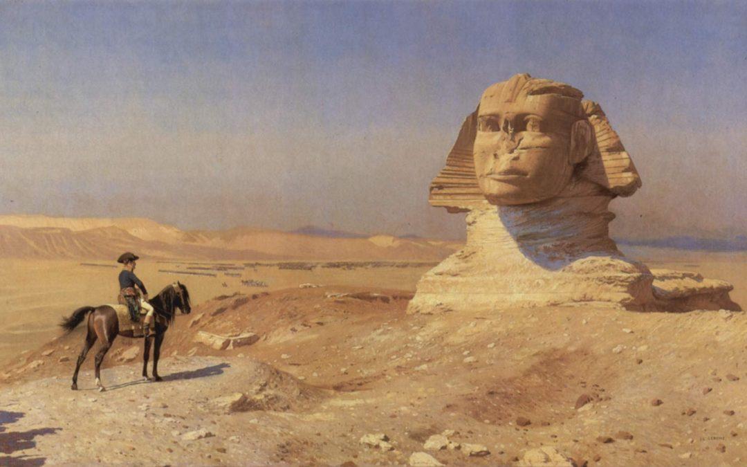 A Obsessão de Napoleão: Egito