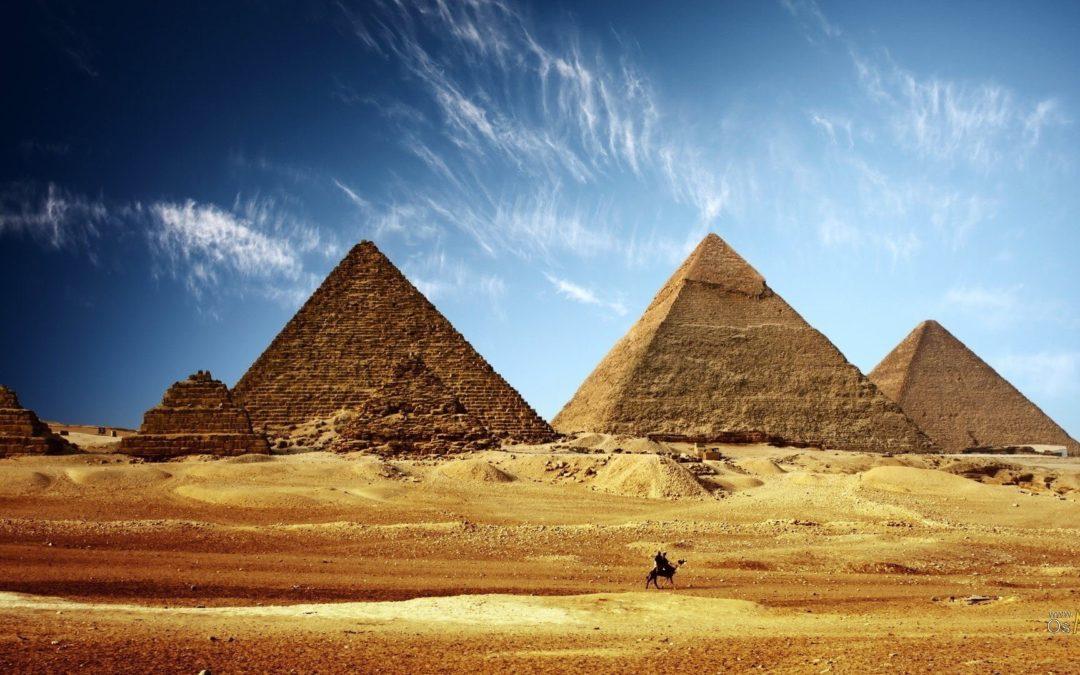 Engenheiro revela segredo do alinhamento das pirâmides do Egito