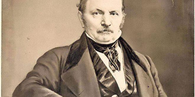 A 31 de março de 1869 morreu Allan Kardec, pedagogo francês e codificador da Doutrina Espírita