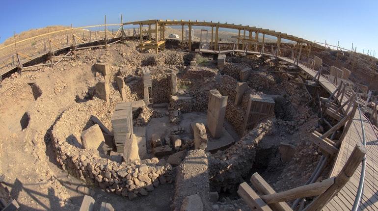 O templo turco mais antigo do mundo está a ser apresentado na China