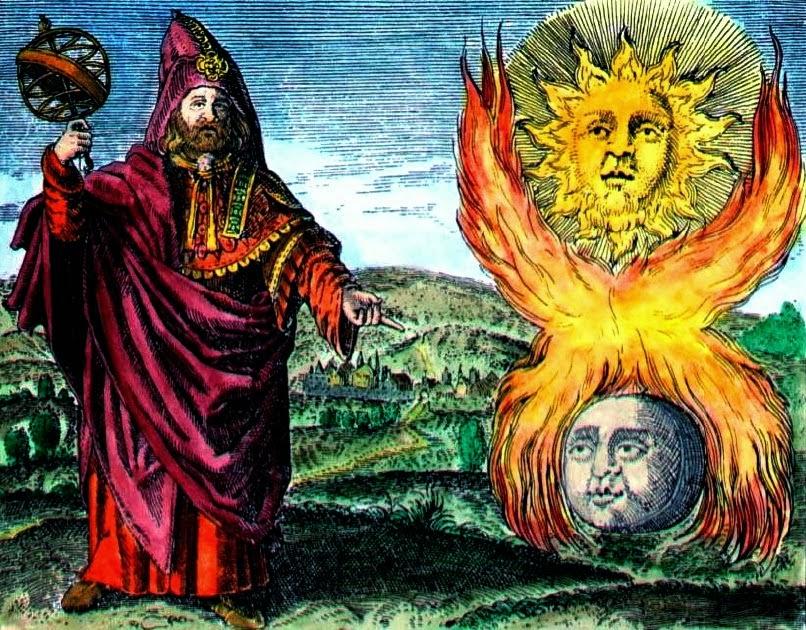 Hermes Trimegisto – O Todo