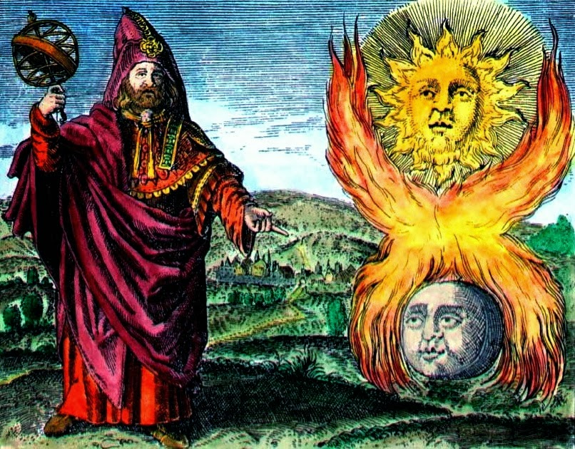 Hermes Trimegisto – O princípio da polaridade