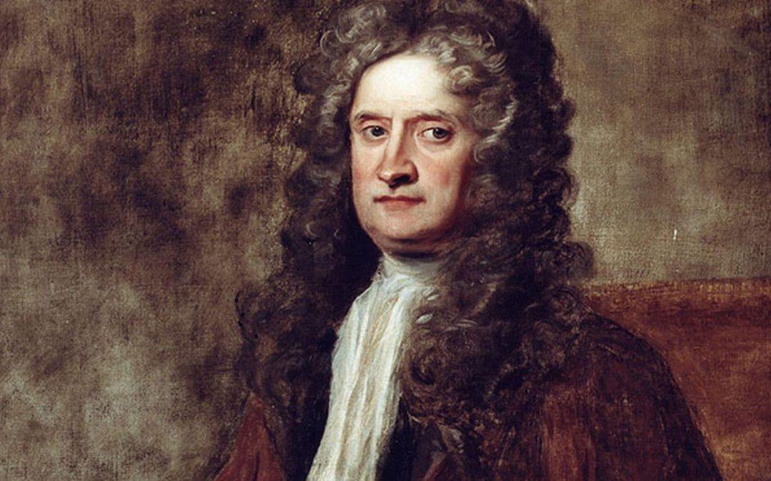 Em 31 de março de 1727 morreu Isaac Newton, matemático e físico britânico