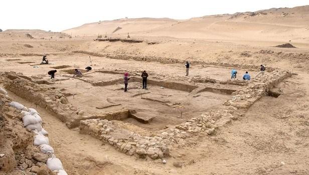 Vizinhança nobre: encontradas casas de 4,5 mil anos perto das pirâmides de Gizé