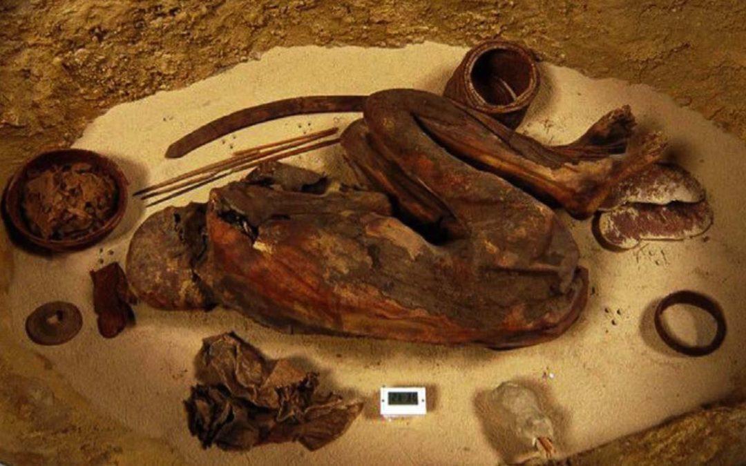 A origem da mumificação no Egito vem de muito antes da Era dos Faraós