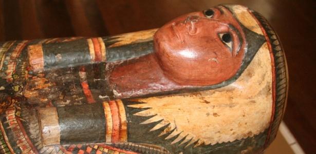 Importância do acervo egípcio do Museu Nacional na História do Brasil