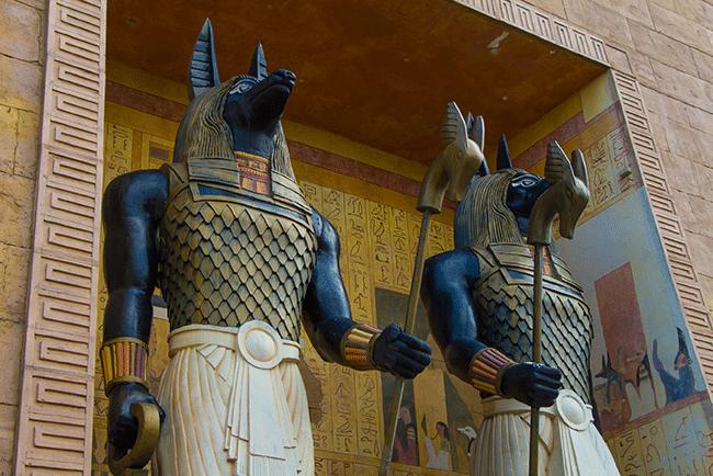 """Les Rites dits """"Egyptiens"""" de la Maçonnerie"""