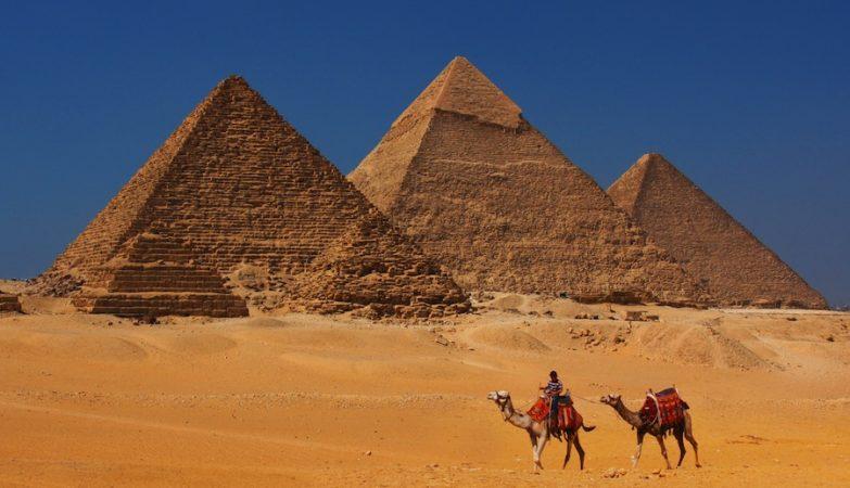 Mistério da construção das Pirâmides do Egito pode ter sido finalmente desvendado