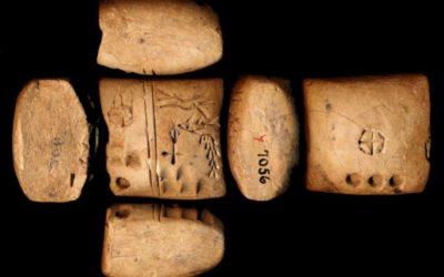 Os humanos inventaram a escrita quatro vezes