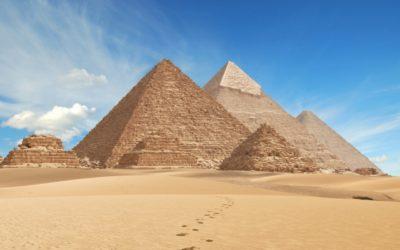 Linha quase perfeita: construção da Grande Pirâmide do Egito é exposta como nunca antes